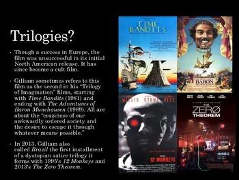 Film Studies - 18 Brazil
