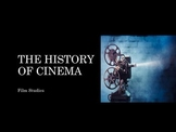 Film Studies - 5 The History of Cinema