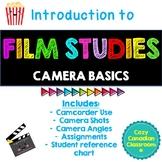 Film Studies: Camera Basics
