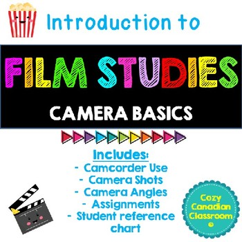Film Studies: Camera Basics