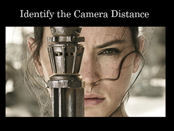 Film Studies - Camera Distance (Middle School Edition)