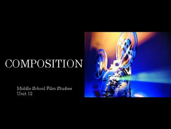 Film Studies - Composition (Middle School Edition)