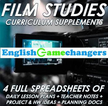 Film Studies: Full Semester HS Course Curriculum Supplements