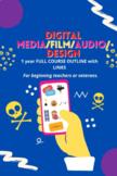 Digital Media/FILM -->>1 FULL YEAR OF FILM/MEDIA COURSE OUTLINE