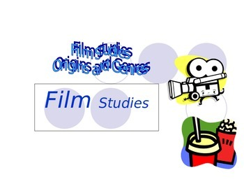 Film Studies Introductory PowerPoint