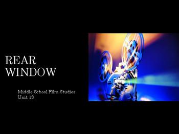 Film Studies - Rear Window