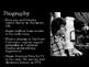 Film Studies - Steven Spielberg