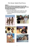 Film Study Guide Rabbit Proof Fence