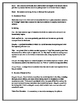 Film Worksheet:  An Intro to Film Studies w/Glossary of Film Terms