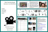 Film analysis workbook cinematography terminology senior middle