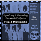 Speaking & Listening Project Based Learning: Film and Multimedia