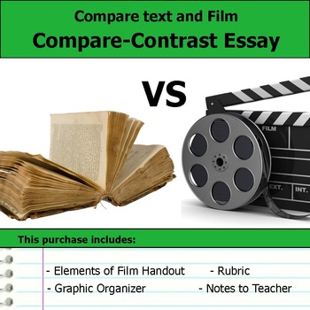 Film and Text Essay Bundle