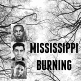 Mississippi Burning 2 UNITS COMBINED (movie/study guide/test)
