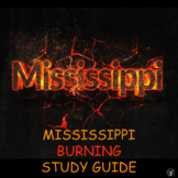 Films - must see: Mississippi Burning (Film study guide)