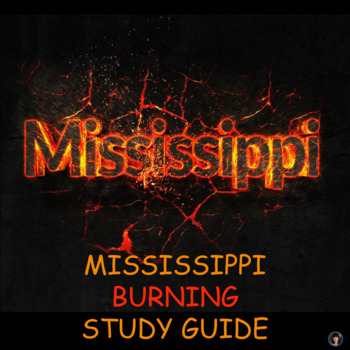 Films Must See Mississippi Burning Film Study Guide By Linda