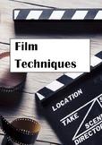 Film technique worksheets