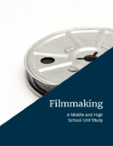 Filmmaking Unit Study