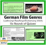 Films and Cinema in German - Kino und Filme