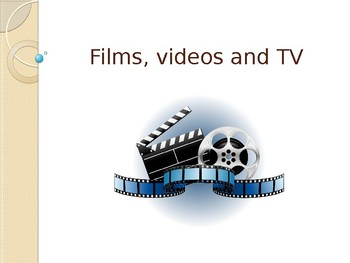 Films, video and TV