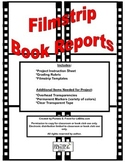 Filmstrip Book Report Project