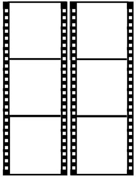 Filmstrip Book Report Project
