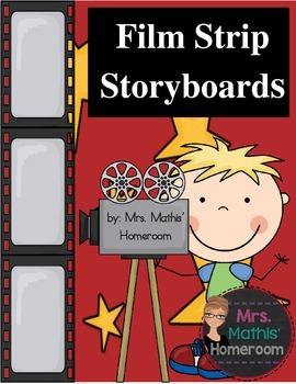 Filmstrip Storyboards