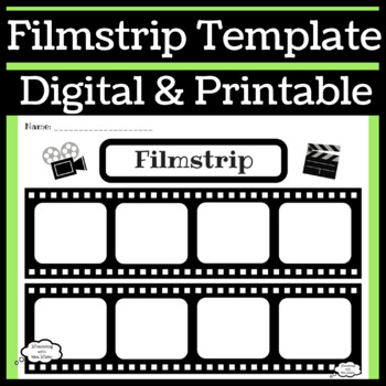 Filmstrip Template