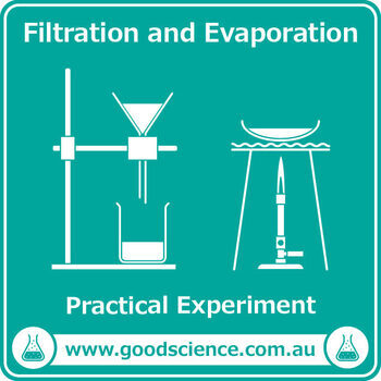 Filtration and Evaporation [Practical]