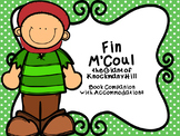 Fin M'Coul the Giant of Knockmany Hill Book Companion w/NO