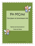 Fin M'Coul The Giant of Knockmany Hill by Tomie de Paola a