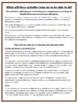 Fin de Fête Comprehension Activities Booklet!