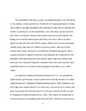 Final 8 page Research Essay with Peer Reviewed Journals SP