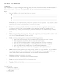 Final Assessment: Reflection Essay with Scoring Guide