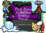 Final Blend Activities Growing Bundle