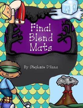 Final Blend Mats