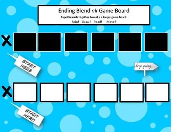 Final Blend   nk  Board Game