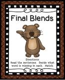Final Blends Sort