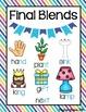 Final Blends Activities (-nd, -ng, -nk, -nt, ft, -xt, -mp)