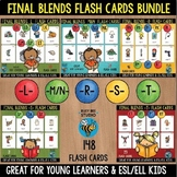 Final Blends Flash Cards Bundle