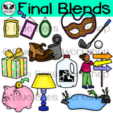 Final Blends Clip Art