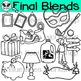 Final Blends Clip Art