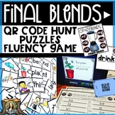 Final Blends {Crazy Blends Card Game, QR Code Hunt, Puzzles & more!}