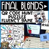 Final Blends {Crazy Blends Card Game, QR Code Hunt, Puzzle