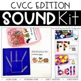 Final Blends Double Consonant cvcc words Activities | STEM