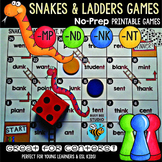 Final Blends Game: Snakes and Ladders (mp, nt, nk, nd)