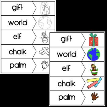 Final Blends Puzzles!