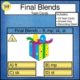 Final Blends Clip Cards