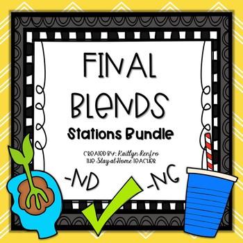 Final Blends Stations