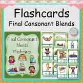 Flashcards Final Consonant Blends