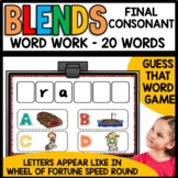 Final Consonant Blends (ct, ft, pt, xt)